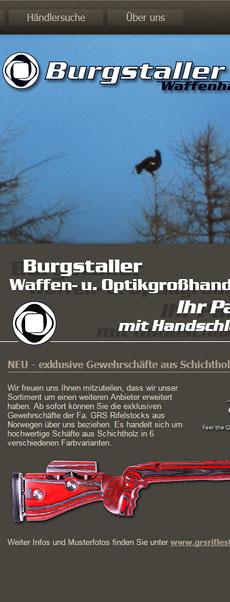 Burgstaller Waffenhandel GmbH