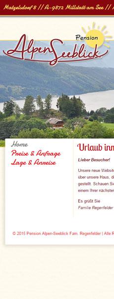 Pension Alpen Seeblick