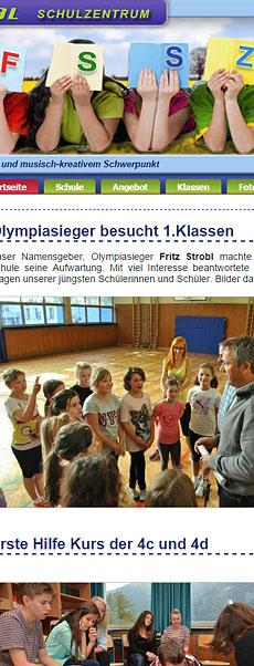 FSSZ - Fritz Strobl Schulzentrum