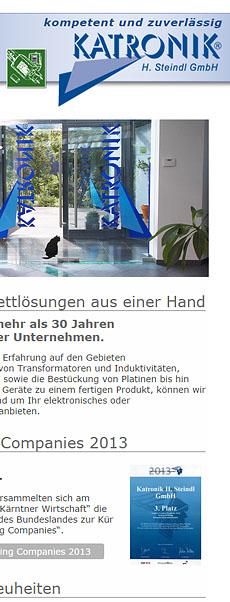 Katronik H. Steindl GmbH