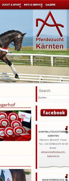 Pferdezucht Kärnten